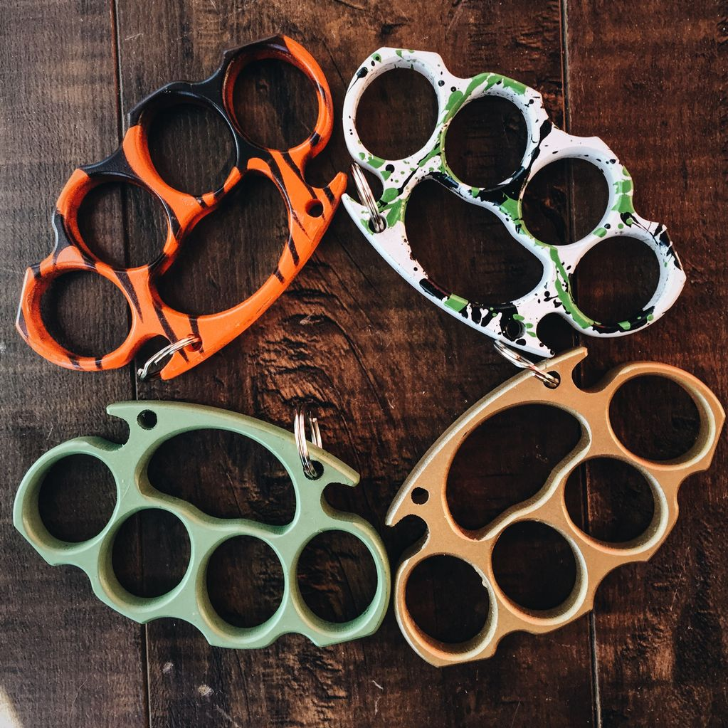 POLYNUX, Novelty Knuckles, Key Chain
