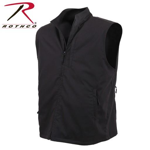 ROTHCO Rothco, Undercover Travel Vest, Black
