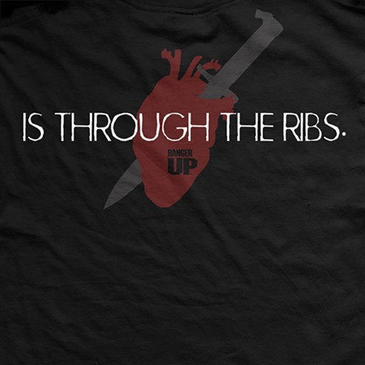 RANGER UP Ranger Up, Women's Way to a Man's Heart, Normal T-Shirt