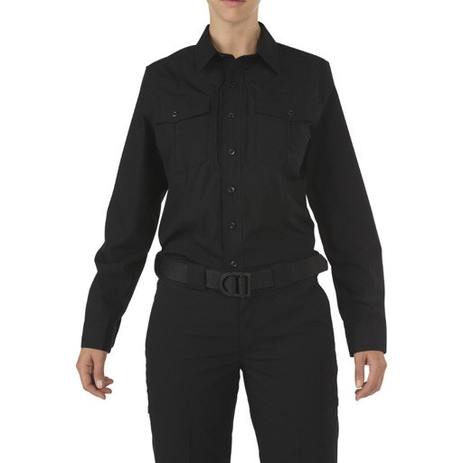 5.11 TACTICAL 5.11 Tactical Women's, Stryke PDU Shirt, B-Class, Long Sleeve