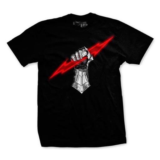 RANGER UP Ranger Up, Fister Unleash the Demons Normal-Fit T-Shirt