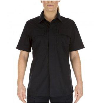 5.11 TACTICAL 5.11 Tactical, Women's SS Taclite TDU Shirt, Dark Navy