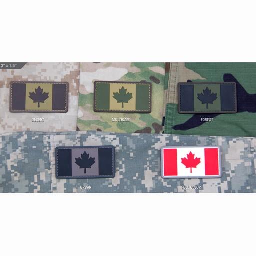 MIL-SPEC MONKEY Mil-Spec Monkey, Canadian Flag PVC