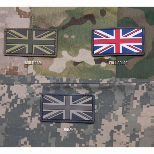 MIL-SPEC MONKEY Mil-Spec Monkey, British Flag PVC