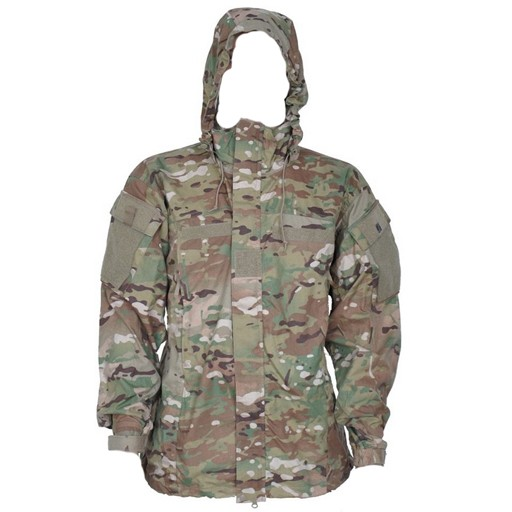 GENUINE SURPLUS GI GEN III Level 5 Soft Shell Jacket - Multicam