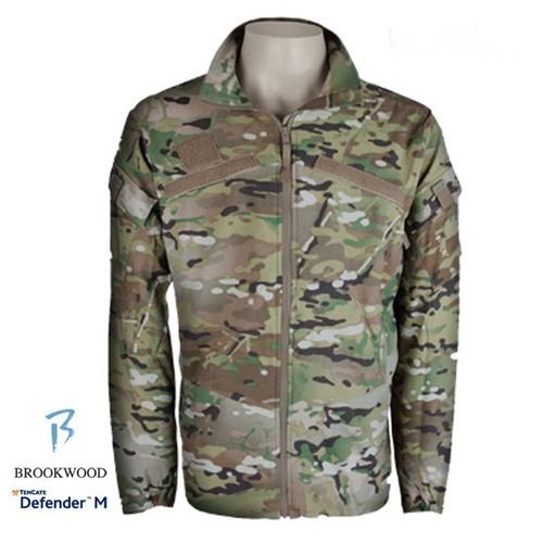 GENUINE SURPLUS FR ECWCS Gen 4 - Level 4 Zippered TenCate Defender Fabric Wind Jacket - OCP/Multicam
