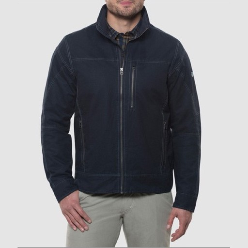KUHL Kuhl, Men's Burr Jacket, Midnight Blue