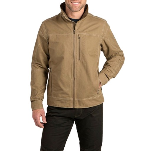 KUHL Kuhl, Men's Burr Jacket, Khaki