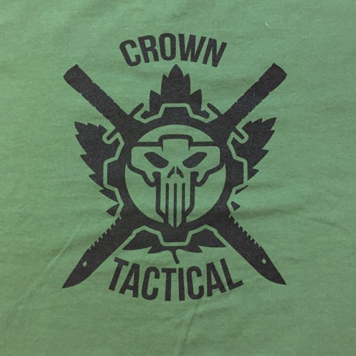 SheepDog Apparel, Crown Tactical T-Shirt