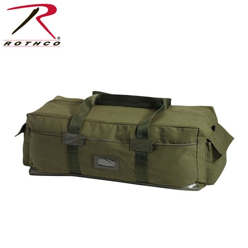 ROTHCO Rothco, Canvas Israeli Type Duffle Bag