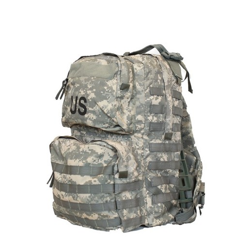 GENUINE SURPLUS GI Eagle Industries - Molle ll Medium Rucksack NSN 846501F008677, ACU