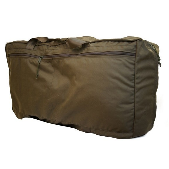 GENUINE SURPLUS GI Eagle Deployment Bag, NSN 8465-01-530-8393 - Ranger Green