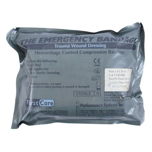 GENUINE SURPLUS Genuine Issue Emergency Trauma Wound Dressing