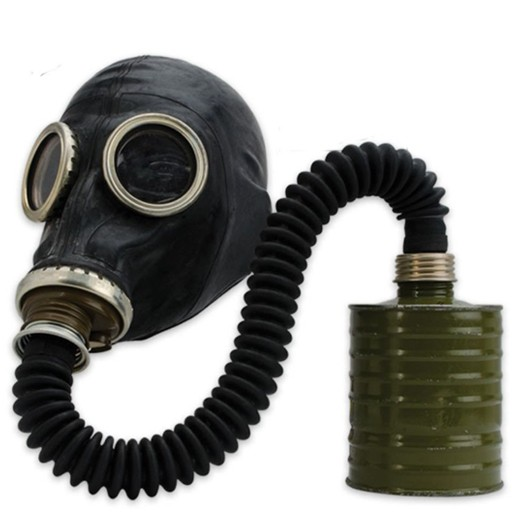 SCHM-41M  East German Gas Mask