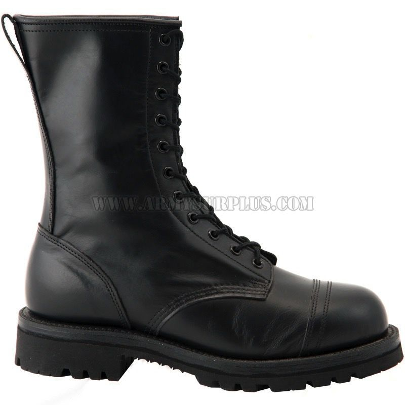 CANADA WEST BOOTS Canada West, Garrison Boots, Non-Steel Toe, Military Surplus