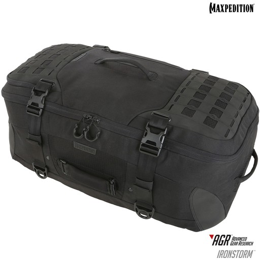 MAXPEDITION Maxpedition, IronStorm Adventure Travel Bag