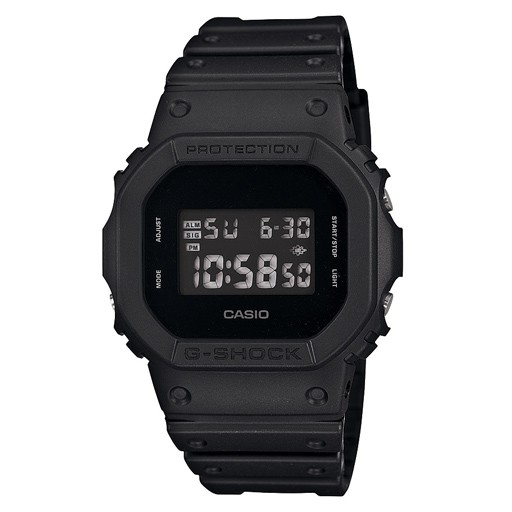 G-Shock ntroducing the DW5600M series, a new version of the popular 5600 model which utilizes military colors to make this piece a fashionable addition to any collection. Equipped with a EL Backlight, a 1/100th second stopwatch and a Countdown Timer, this watch i