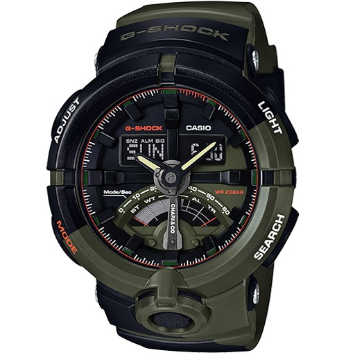 G-Shock G-Shock, GA500K-3A, Limited Edition Chari & Co