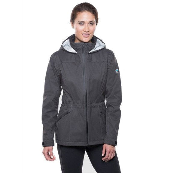 KUHL Kuhl, Women's Airstorm Jacket, Carbon