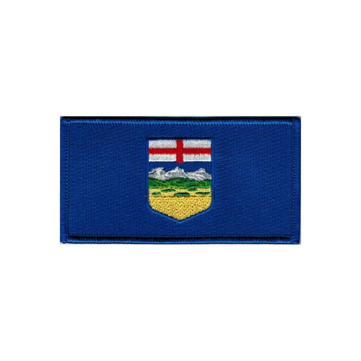 Patch, Alberta Flag