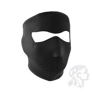 ZAN ZAN Headgear, Neoprene Full Mask, Black, OverSized