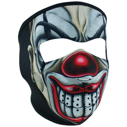 ZAN ZAN Headgear, Neoprene Full Mask, Chicano Clown