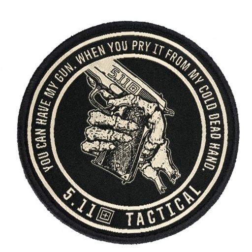 5.11 TACTICAL 5.11 Tactical, Cold Dead Hand Patch