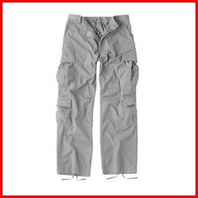 Ultra Force, Vintage Paratrooper Fatigue Pants