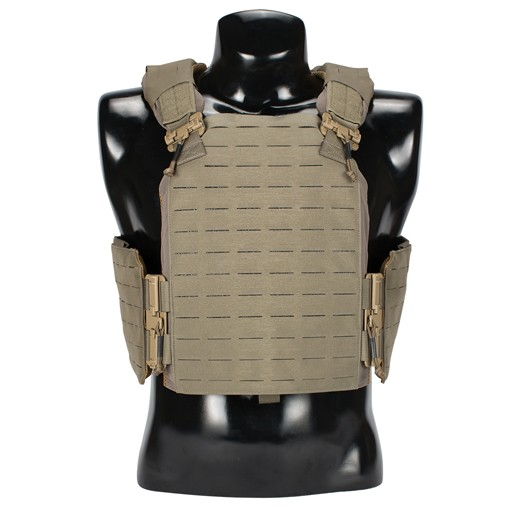 FIRSTSPEAR FirstSpear, StrandHogg SAPI Cut Plate Carrier, Complete, (Front, Back and Cumber bun)
