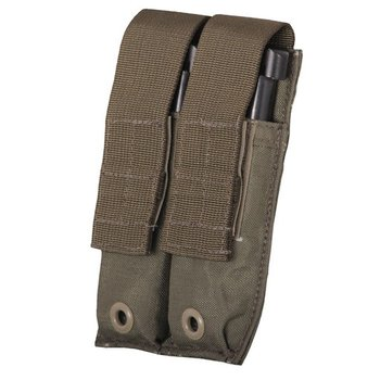 FIRSTSPEAR FirstSpear, Pistol Magazine Pocket, Double, 6/12