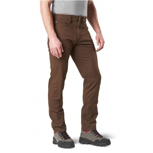 5.11 TACTICAL 5.11 Tactical, Defender-Flex Pant Slim, Burnt