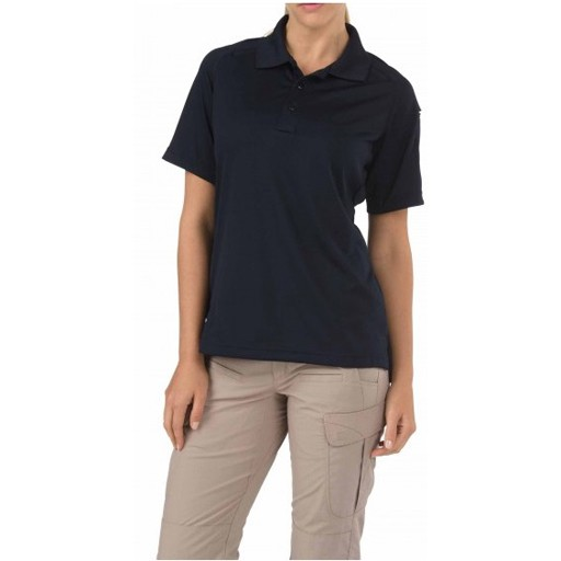 5.11 TACTICAL 5.11 Tactical, Women's Perforamance Short Sleeve Polo Shirt