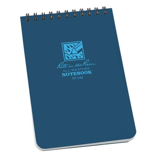 RITE IN THE RAIN Note Book - All Weather - 4''x6'' - Tan