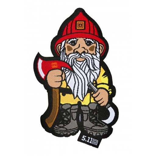 5.11 TACTICAL 5.11 Tactical, FireFighter Gnome Patch