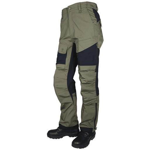 TRU-SPEC Tru-Spec Men's 24-7 Xpedition Pants, Ranger Green/Black