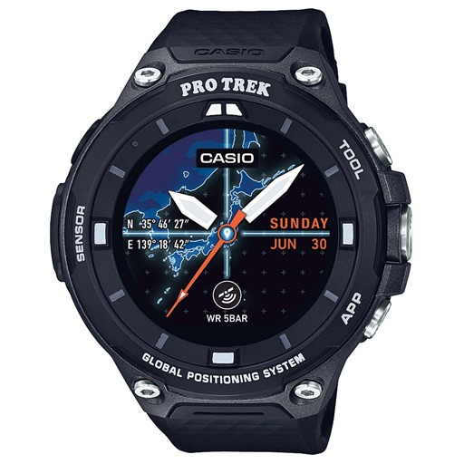 G-Shock Casio, ProTREK Smart Androidwear, Watch