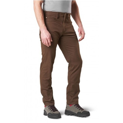 5.11 TACTICAL 5.11 Tactical, Defender-Flex Pant Straight, Burnt
