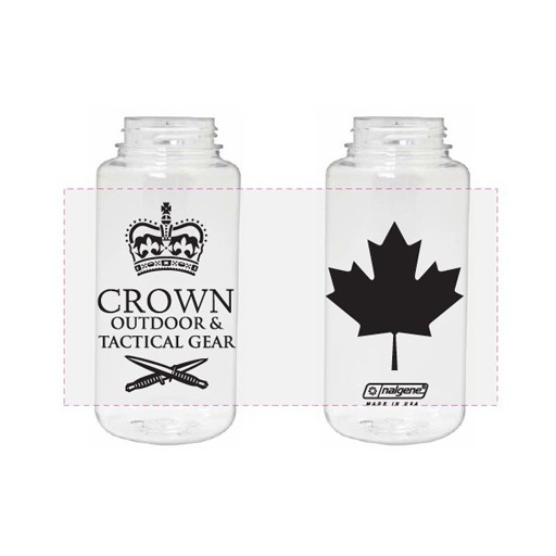 NALGENE Nalgene, Crown Outdoor and Tactical 32 oz Bottle