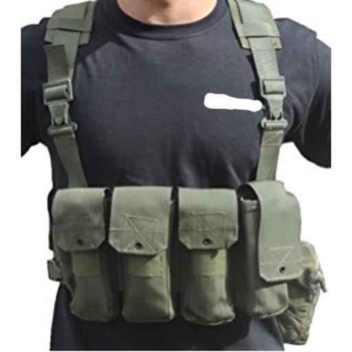 GENUINE SURPLUS Genuine Issue, Israeli Combat Harness Nylon
