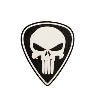TROOPER CLOTHING Trooper Clothing, Patch Punisher Pick