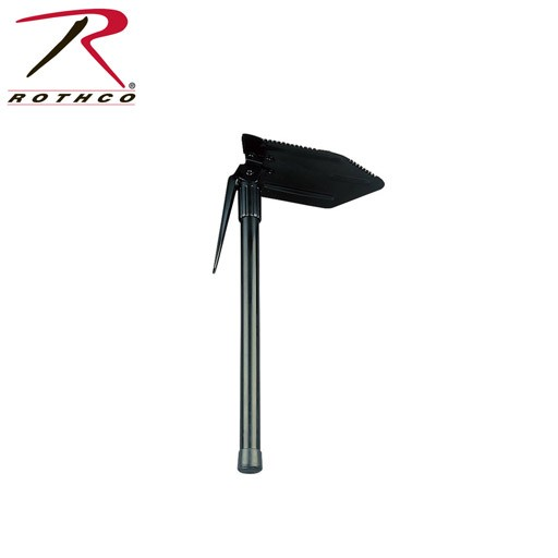 ROTHCO Rothco Heavy Weight Steel Handle Folding Pick & Shovel