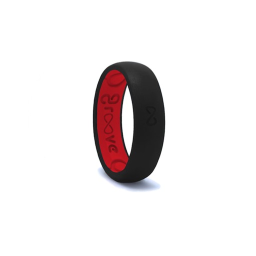 Goove Ring Groove Life, Thin Silicone Ring