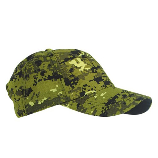 Canadian Camo Baseball Cap