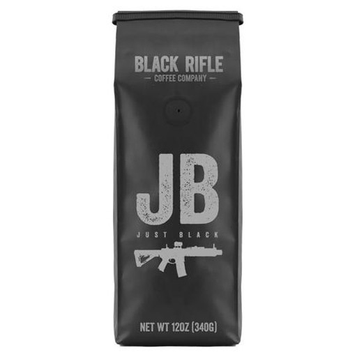 BLACK RIFLE COFFEE Black Rifle Coffee, Just Black