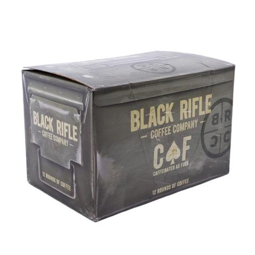 BLACK RIFLE COFFEE Black Rifle Coffee, Keurig Rounds