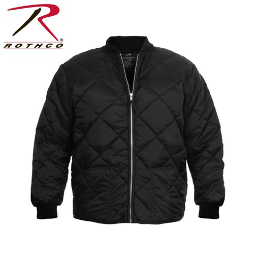 ROTHCO Rothco Diamond Quilted Flight Jacket