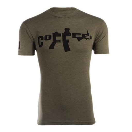 BLACK RIFLE COFFEE Black Rifle Coffee, AR Coffee Shirt
