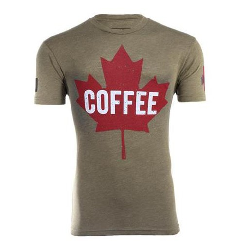BLACK RIFLE COFFEE Black Rifle Coffee, Coffe Maple Leaf Shirt