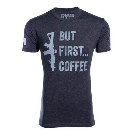 BLACK RIFLE COFFEE Black Rifle Coffee, But First Coffee Shirt