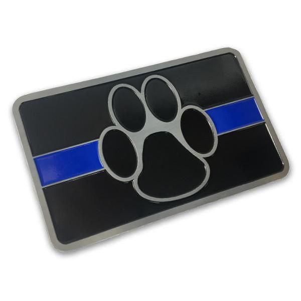 Thin Blue Line Thin Blue Line K9 Vehicle Emblem